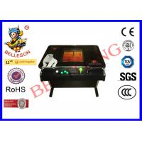 Buy cheap Classic Sticker Wine Brand Coffee Table Arcade Machine Tempering Glass product