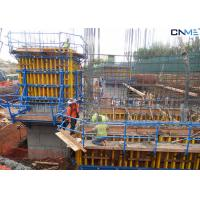 Buy cheap Practical Automatic Climbing Formwork , Self Climbing Platform J240-1 product