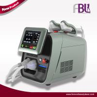 China  Women SHR SR IPL Hair Removal Machines , Portable Vascular Removal Machines  for sale