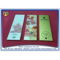 Buy cheap Hotel Guides Signage Profiles custom aluminum manufacturing Color Anodizing And Extruding product
