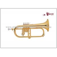 Buy cheap Premium case Brass Musical Instruments / Stainless steel Flugel (FG8610G) product