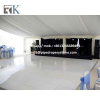 Quality marquee event dance floor edged with aluminum for sale