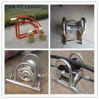 Buy cheap Trench Roller,Hoop Roller ,Aluminium Roller,Cable Roller,Triple Corner Rollers product