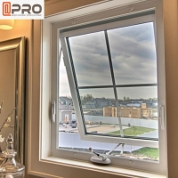 Buy cheap Standard Size Aluminum Alloy Outdoor Awning Window product