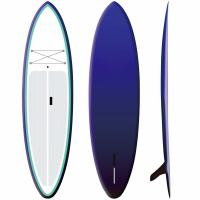 Buy cheap 15PSI Durable Inflatable Race Sup , Surfing / Yoga Sup Touring Board product