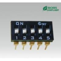 tipo interruptor de 2-12position IC dip