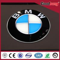 Buy cheap Indoor 4S store display famous brand car logo with light led box in high quality,standard product