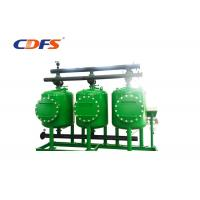 Buy cheap DP / Time Control Automatic Sand Filter 4 / 6 / 8mm Tank Thickness Multi Vessels product