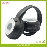 Buy cheap In-Car wireless stereo headphone with dual channels product