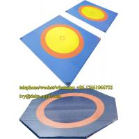 Buy cheap Wrestling Gymnastics Training Mats 12M * 12M Square And Octagon Grappling Mat from wholesalers