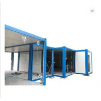 Buy cheap Ready Made Flat Pack Mobile Homes Prefab Made Movable Decorative House product