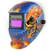 Buy cheap CE approved Auto Darkening Welding Helmet/Welding Mask product