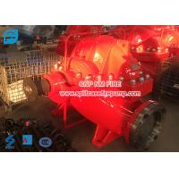 Buy cheap Firefighting Use Diesel Engine Driven Fire Pump Set , Horizontal Nfpa Pump product