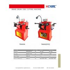 Buy cheap tambor de freno/cortadora del disco T8465/T8445FCV/C9350/C9370 (molde del hierro, color rojo) from wholesalers
