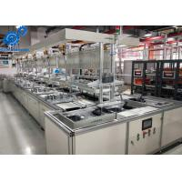 Buy cheap High Efficiency Electronics Assembly Line , Multifunction Smartphone Assembly Line product