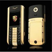 China Mobile phone vertu Ascent Black Leather on sale
