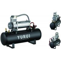 Buy cheap Heavy Duty Durable Portable Compressed Air Tank For Cars Fast Inflation Black product