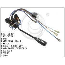 Buy cheap LE01-06007ルーカス19 SAF QBT/ランド ローバー シリーズ3組合せのswitch_Powerの窓スイッチ product