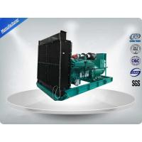 Buy cheap 50Hz 3 Phase 470KW / 588KVA Water cooled Diesel Generator With IP23 Meccalte Alternator Diesel Generator from wholesalers