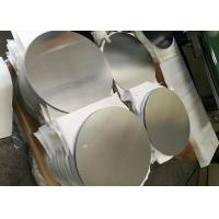 Buy cheap Mill Finish 3000 Series Aluminum Round Plate , Strongest Commercial Grade Aluminum Disks product