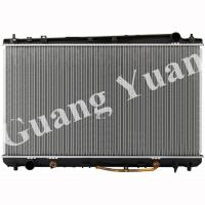 Buy cheap Anti Rust Aluminum Car Radiators , 2000 - 2004 TOYOTA Avalon Radiator OEM 16400-0A170/0A180 DPI 2325 product