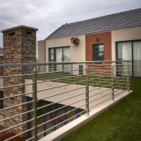 Buy cheap High Quality Grade316 8mm Stainless Steel Rod Railings for Decking Railing product