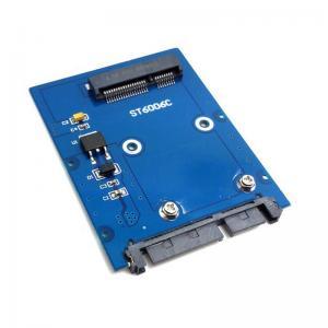 """Buy cheap Slim Mini PCI-E mSATA SSD 2.5 """"SATA 3,0 PCBA 22 pin adaptateur disque dur HDD HG product"""