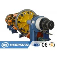 Buy cheap Solid Conductor AAC ACSR Wire Cable Machine Aluminum Copper Planetary Type product