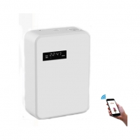 Buy cheap 12V Electric Essential Oil Home Fragrance Machine For 300CBM White Color product