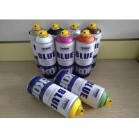 Buy cheap Graffiti Low Pressure Spray Can For Canvas / Wood / Concrete / Metal / Glass Surface product