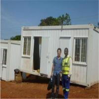 Buy cheap Prefabricated House/Prefab House/Mobile Container House for Labor Camp prefabricated house product