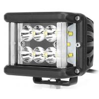 Quality Work Light CREE LED Off Road Driving Light 2 X 45W Side Shot Pod Cubes For Vehicle for sale