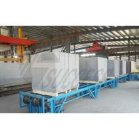 Buy cheap Aluminum powder Autoclaved Aerated Concrete Panels / blocks 150000m3 product