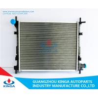 Buy cheap Ford Aluminum Radiator Repair FIESTA MT Radiator For Car Cooling System ISO 9001 product