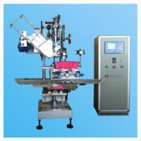 Buy cheap CNC 2- AXIS  BRUSH  DRILLIN& TUFTING BRUSH MAKING MACHINE product