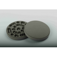 Buy cheap 66.0wt% Cobalt Co-Cr 500MPa Dental Base Metal Alloy product