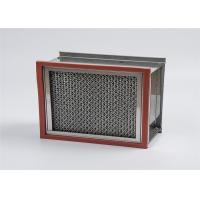 Buy cheap High Efficiency Ventilation System Best Hepa Filter Air Purifier Cheap China Hepa Air Filter product