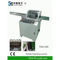 Buy cheap Multi -  blade v - cut PCB separator with computer screen control product