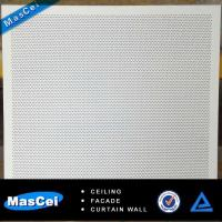 Buy cheap Aluminum Ceiling Tiles and Aluminium Ceiling for Perforated Metal Ceiling product
