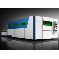 China 3kw Ipg Raycus Cnc Fiber Laser Cutting Machine on sale