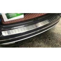 Buy cheap Steel Rear Bumper Protector For Volkswagen VW Teramont 2017 / Rear Trunk Boot Sill Plate product