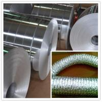 Buy cheap Industrial Aluminum Foil  8011 8079  0.08mm to 0.11 mm  for Pipe & Duct  with width 50mm to 61mm product
