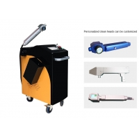 Buy cheap Environment Friendly 100W Handheld Rust Remover from wholesalers