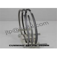 Buy cheap 3mm / 2.35mm / 4mm  Engine Piston Rings Set Low Noise OEM 3802421 product