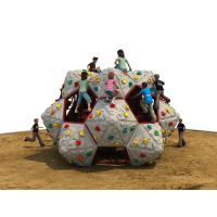 China Home Rock Climbing Wall For Kids , Childrens Rock Climbing Wall on sale