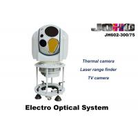 China Naval EO IR Camera System with MWIR Thermal Camera , 20Km Laser Range Finder wholesale