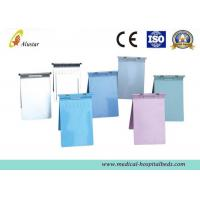 Buy cheap Colorful Stainless Steel / ABS A4 Size Medical Chart Holder Hospital Bed Accessories (ALS-A08) product