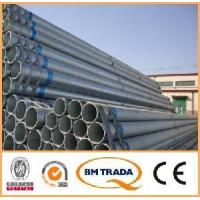 Buy cheap Pre Galvanized Steel Pipe Weight product