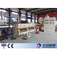 China 95kw PS Foam Sheet Extrusion Line For Food Container / Bowls / Trays on sale