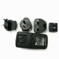 Buy cheap 1.25A to 4A Ktec Wide Range Travel Power Adapters Adapter with 3.0 to 24.0V Output Voltage product